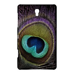 Peacock Feather Samsung Galaxy Tab S (8 4 ) Hardshell Case