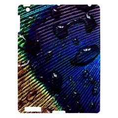 Peacock Feather Retina Mac Apple Ipad 3/4 Hardshell Case by BangZart