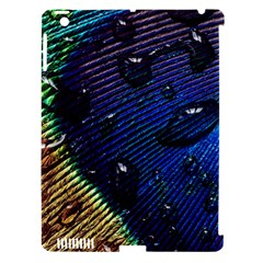 Peacock Feather Retina Mac Apple Ipad 3/4 Hardshell Case (compatible With Smart Cover)