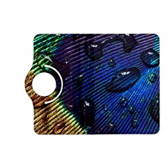 Peacock Feather Retina Mac Kindle Fire Hd (2013) Flip 360 Case by BangZart