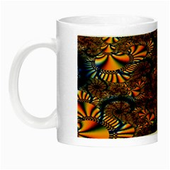 Pattern Bright Night Luminous Mugs by BangZart