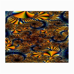 Pattern Bright Small Glasses Cloth by BangZart