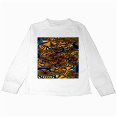 Pattern Bright Kids Long Sleeve T Shirts
