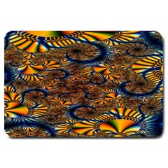 Pattern Bright Large Doormat  by BangZart