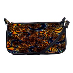 Pattern Bright Shoulder Clutch Bags by BangZart