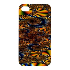 Pattern Bright Apple Iphone 4/4s Hardshell Case by BangZart