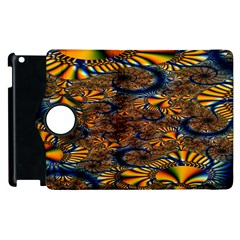 Pattern Bright Apple Ipad 3/4 Flip 360 Case by BangZart