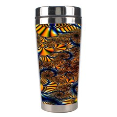 Pattern Bright Stainless Steel Travel Tumblers by BangZart