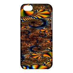 Pattern Bright Apple Iphone 5c Hardshell Case by BangZart