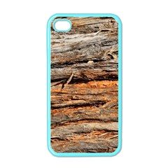 Natural Wood Texture Apple Iphone 4 Case (color)
