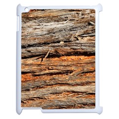 Natural Wood Texture Apple Ipad 2 Case (white) by BangZart