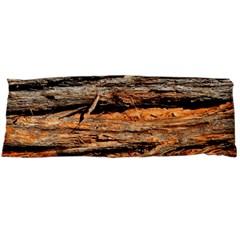 Natural Wood Texture Body Pillow Case (dakimakura)
