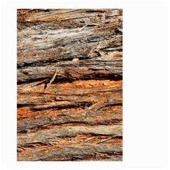 Natural Wood Texture Small Garden Flag (two Sides) by BangZart