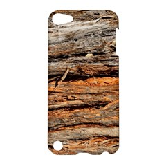 Natural Wood Texture Apple Ipod Touch 5 Hardshell Case by BangZart
