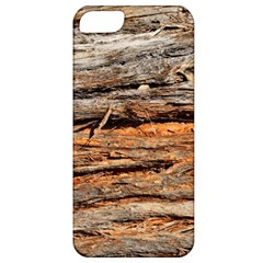 Natural Wood Texture Apple Iphone 5 Classic Hardshell Case