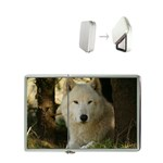 White Wolf Flip Top Lighter