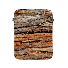Natural Wood Texture Apple Ipad 2/3/4 Protective Soft Cases by BangZart