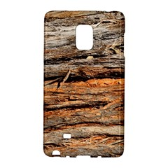 Natural Wood Texture Galaxy Note Edge by BangZart