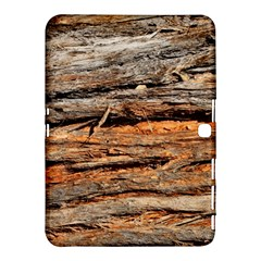 Natural Wood Texture Samsung Galaxy Tab 4 (10 1 ) Hardshell Case