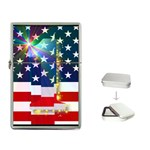 USA Stars & Stripes #1 Flip Top Lighter