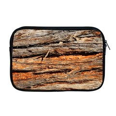 Natural Wood Texture Apple Macbook Pro 17  Zipper Case by BangZart