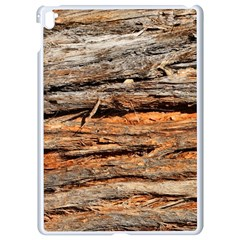 Natural Wood Texture Apple Ipad Pro 9 7   White Seamless Case by BangZart