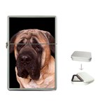 English Mastiff Flip Top Lighter