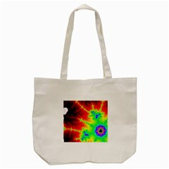 Misc Fractals Tote Bag (cream)