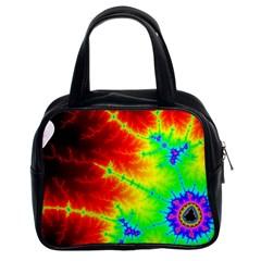 Misc Fractals Classic Handbags (2 Sides)