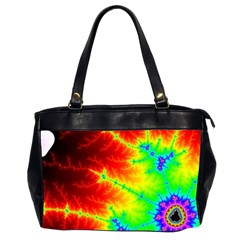 Misc Fractals Office Handbags (2 Sides)  by BangZart