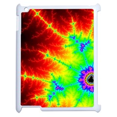 Misc Fractals Apple Ipad 2 Case (white) by BangZart