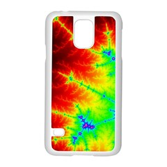 Misc Fractals Samsung Galaxy S5 Case (white)
