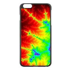 Misc Fractals Apple Iphone 6 Plus/6s Plus Black Enamel Case by BangZart
