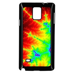 Misc Fractals Samsung Galaxy Note 4 Case (black)