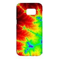 Misc Fractals Samsung Galaxy S7 Edge Hardshell Case by BangZart