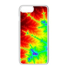 Misc Fractals Apple Iphone 7 Plus White Seamless Case