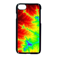 Misc Fractals Apple Iphone 7 Seamless Case (black)