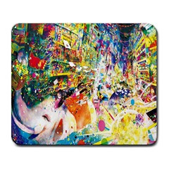 Multicolor Anime Colors Colorful Large Mousepads
