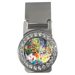 Multicolor Anime Colors Colorful Money Clips (cz)