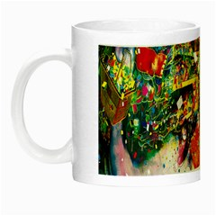 Multicolor Anime Colors Colorful Night Luminous Mugs by BangZart