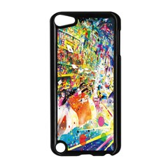 Multicolor Anime Colors Colorful Apple Ipod Touch 5 Case (black) by BangZart