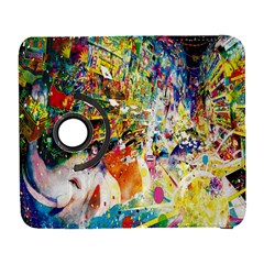 Multicolor Anime Colors Colorful Galaxy S3 (flip/folio) by BangZart