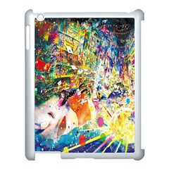 Multicolor Anime Colors Colorful Apple Ipad 3/4 Case (white) by BangZart