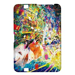 Multicolor Anime Colors Colorful Kindle Fire Hd 8 9  by BangZart