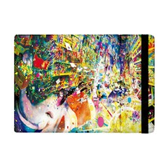 Multicolor Anime Colors Colorful Ipad Mini 2 Flip Cases by BangZart