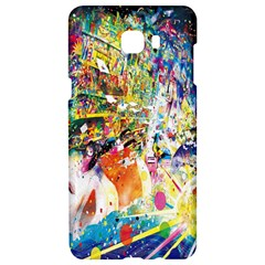 Multicolor Anime Colors Colorful Samsung C9 Pro Hardshell Case