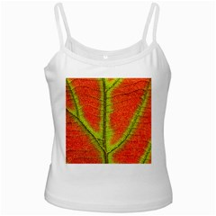 Nature Leaves Ladies Camisoles by BangZart