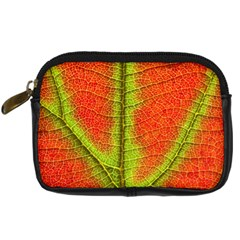 Nature Leaves Digital Camera Cases by BangZart
