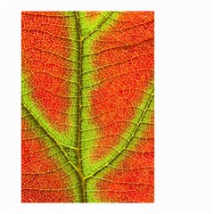 Nature Leaves Small Garden Flag (two Sides) by BangZart