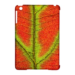 Nature Leaves Apple Ipad Mini Hardshell Case (compatible With Smart Cover)